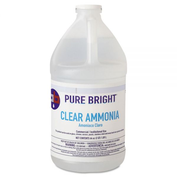 PureBright Clear Ammonia
