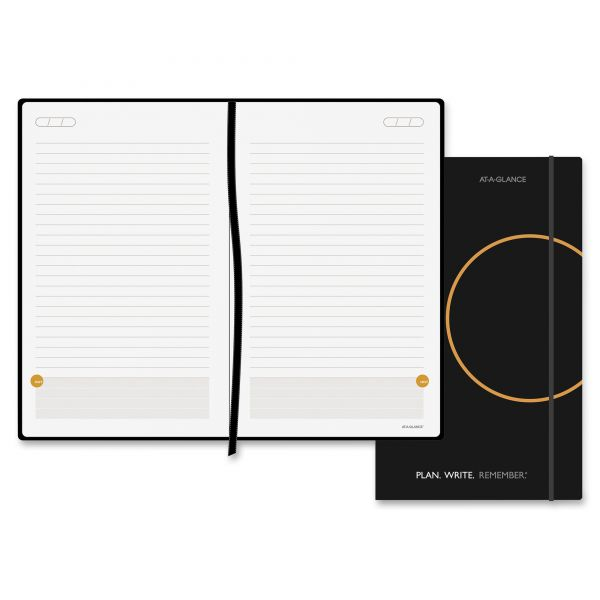 AT-A-GLANCE Perfect Bound Planning Notebook