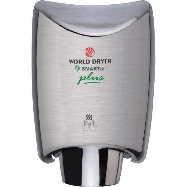 WORLD DRYER SMARTdri Hand Dryer Plus