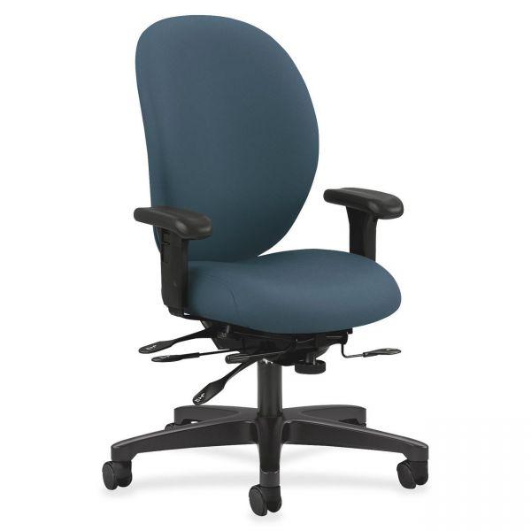 HON Unanimous High-Back Task Chair   Asynchronous-Tilt