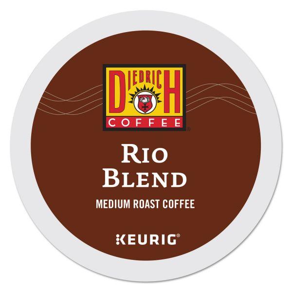 Diedrich Coffee Rio Blend Coffee K-Cups