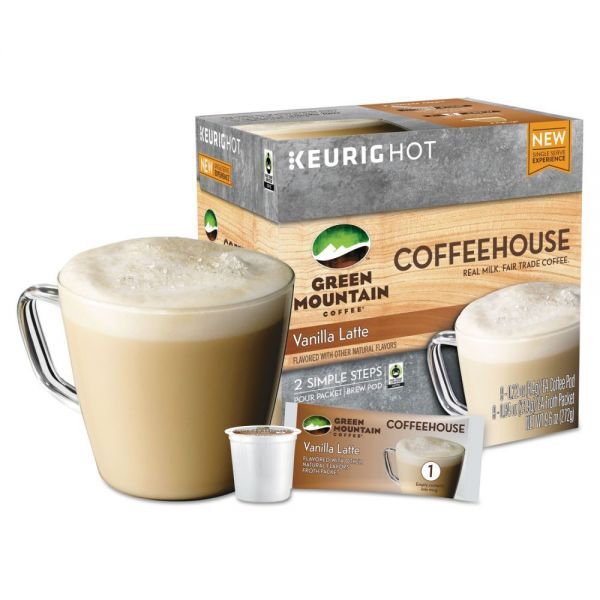 Green Mountain Coffeehouse K-Cups