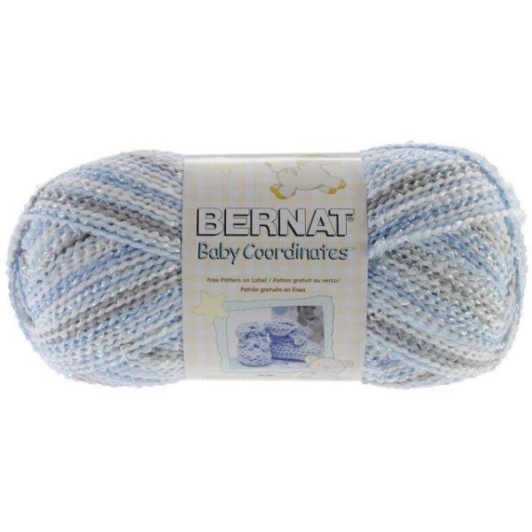 Bernat Baby Coordinates Yarn - Dove Boy