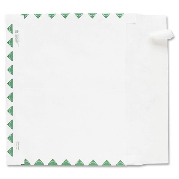 """Quality Park 10"""" x 13"""" First Class Tyvek Expansion Envelopes"""
