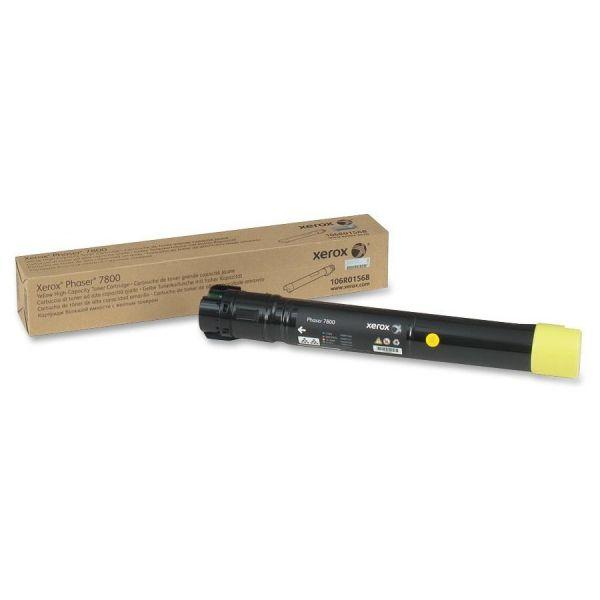 Xerox 106R01568 Yellow High Yield Toner Cartridge