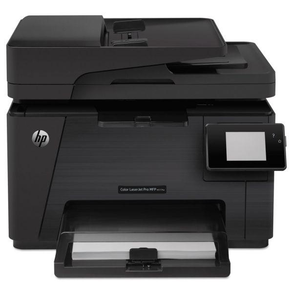 HP Color LaserJet Pro M177 Wi-Fi Multifunction Laser Printer