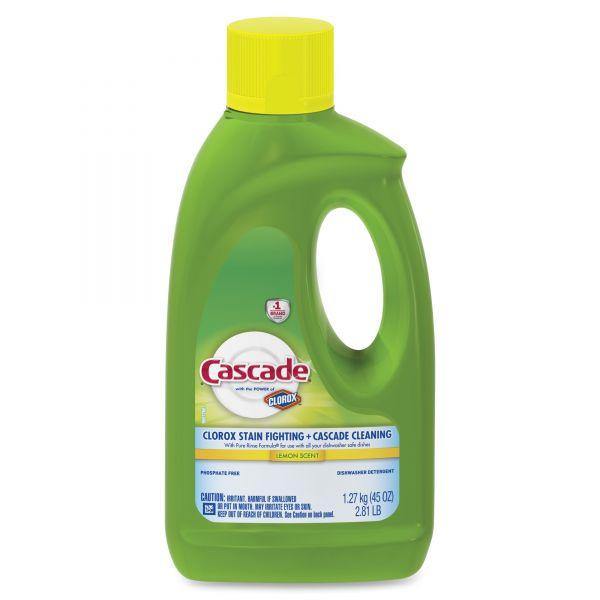 Cascade Gel Dishwasher Soap