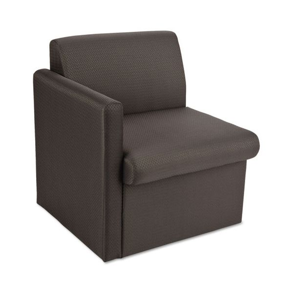 Global Braden Single Seat Reception Chair w/Right Arm