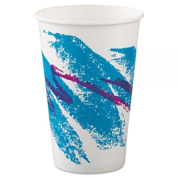 SOLO 16 oz Paper Cold Cups