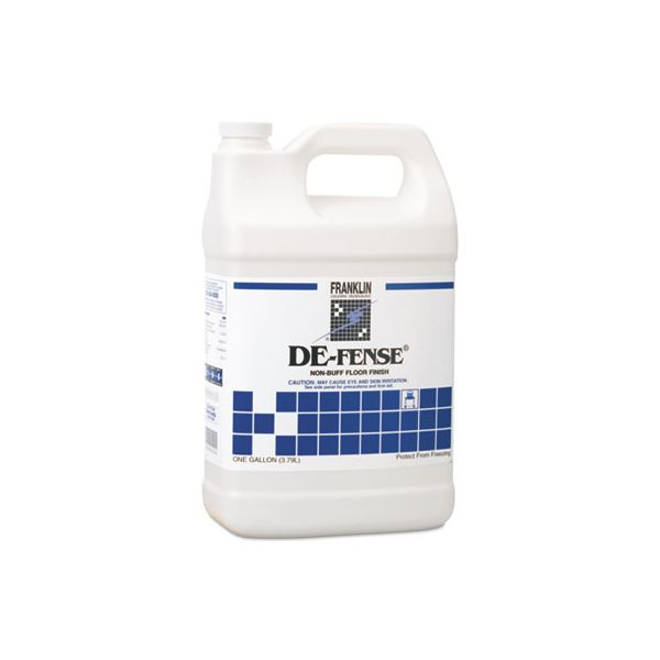 Franklin Cleaning Technology DE-FENSE Non-Buff Floor Finish