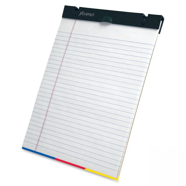 Ampad SimpleSort Crossover Letter-Size Legal Pad
