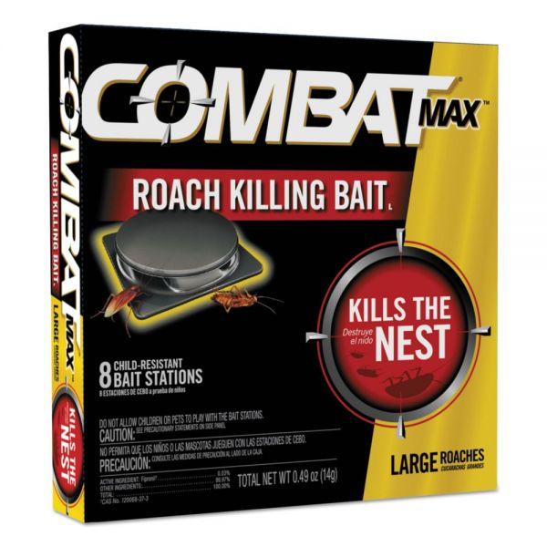 Combat Roach Killing Bait Stations