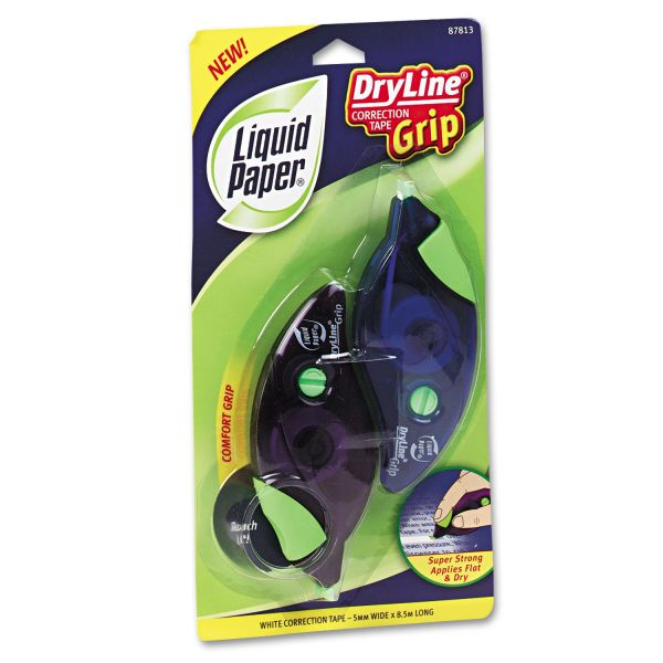 Dryline Grip Correction Tape
