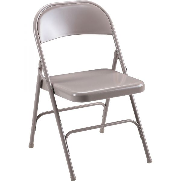 Lorell Steel Folding Chairs