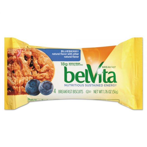 Nabisco belVita Breakfast Biscuits