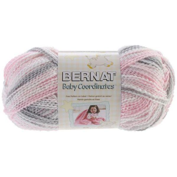 Bernat Baby Coordinates Yarn - Dove Girl
