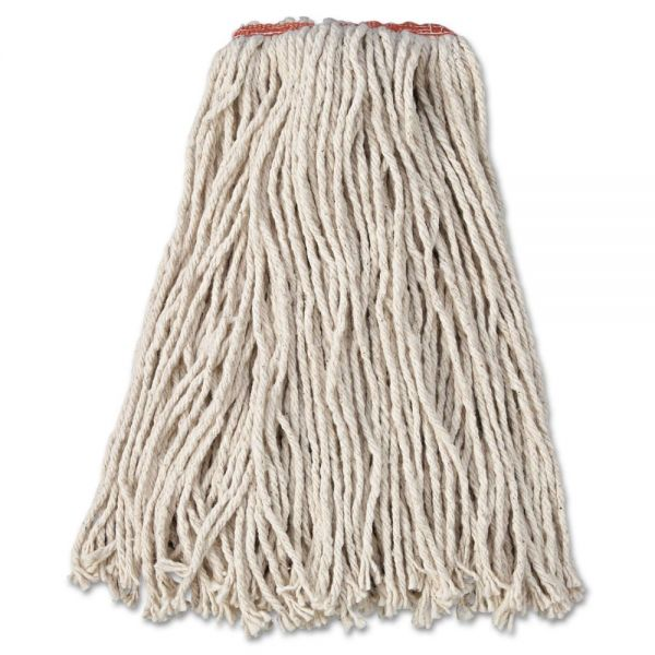 Rubbermaid Cut-End Cotton Mop Heads