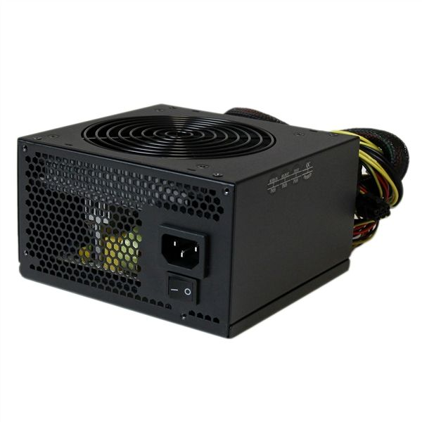 StarTech.com 450 Watt ATX12V 2.3 80 Plus Bronze Computer Power Supply w/ Active PFC