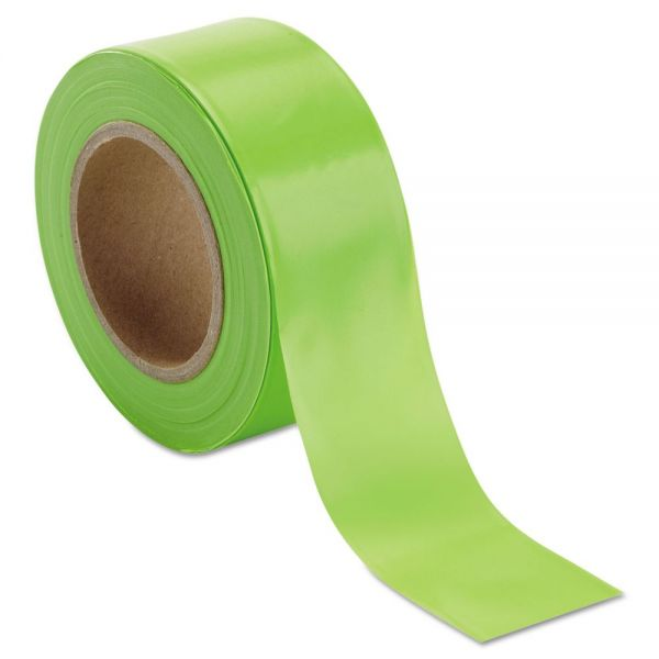 IRWIN 150-GL Flagging Tape, Glo-Lime