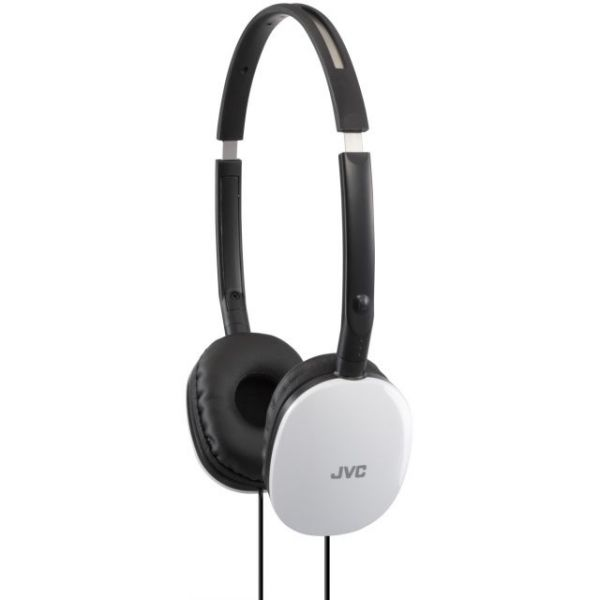 JVC FLATS Light Weight Headphones