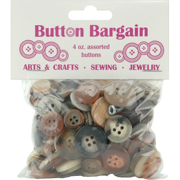 Button Bargain 4oz