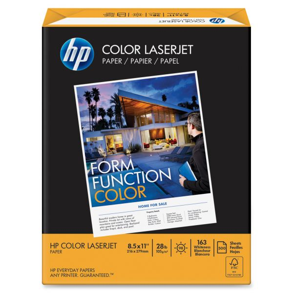 HP Color Laserjet Paper