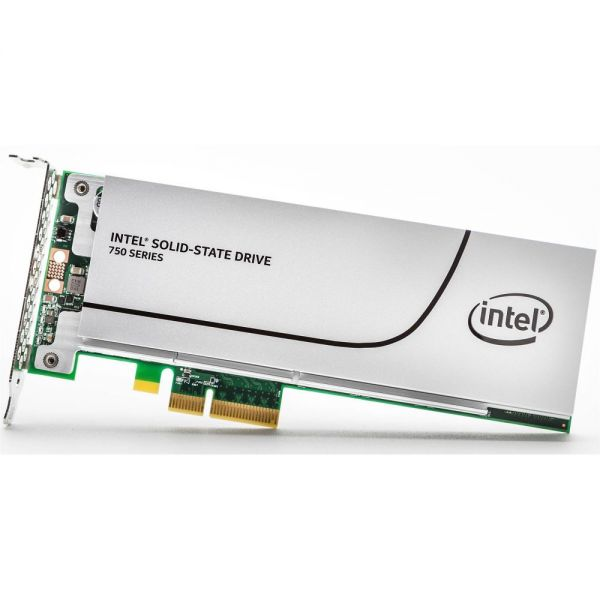 Intel 750 800 GB Internal Solid State Drive