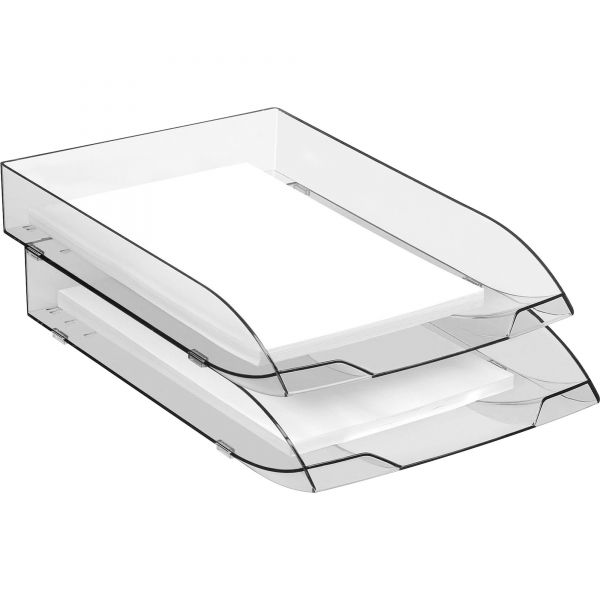CEP Ice Desk Accessories Stackable Letter Tray