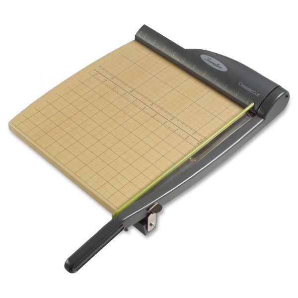 """Swingline 12"""" Paper Cutter"""