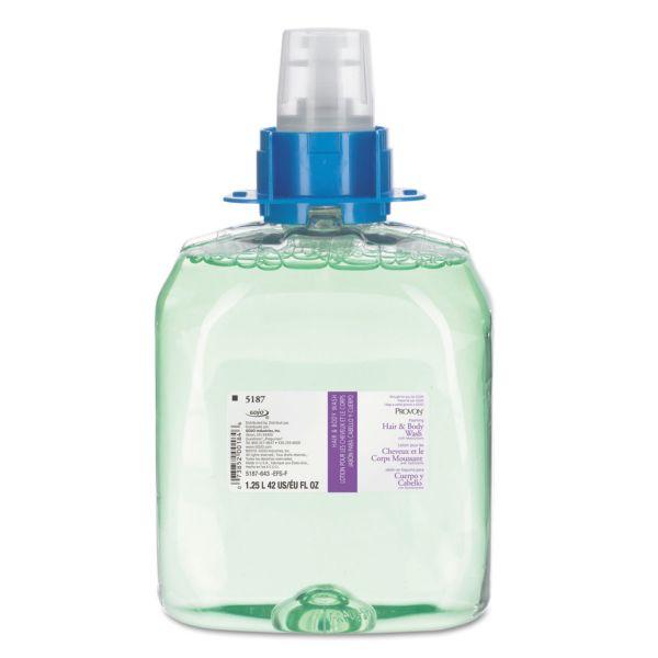 PROVON FMX-12 Foaming Hair & Body Wash w/Moisturizers