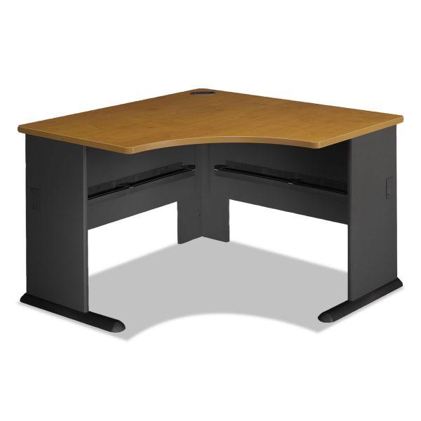 bbf Series A Advantage Corner Office Desk by Bush Furniture