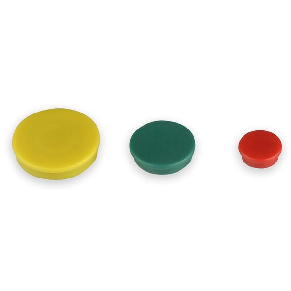 OIC Heavy-Duty Assorted Magnets