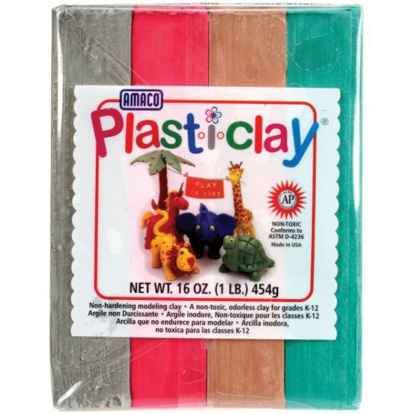 Plast-i-Clay 1lb