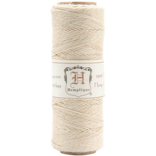 Hemp Cord Spool 10lb 205'