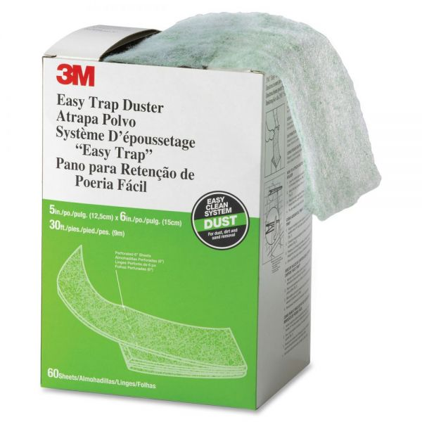 3M Easy Trap Duster Sheets