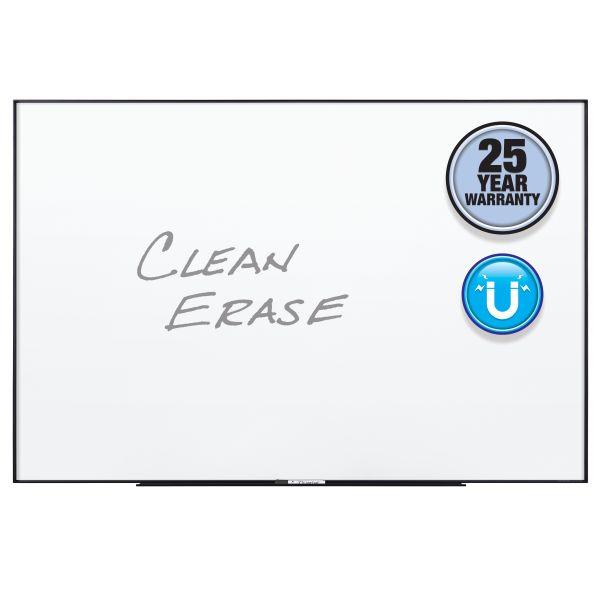 Quartet Fusion Nano Clean 8' x 4' Magnetic Dry Erase Board