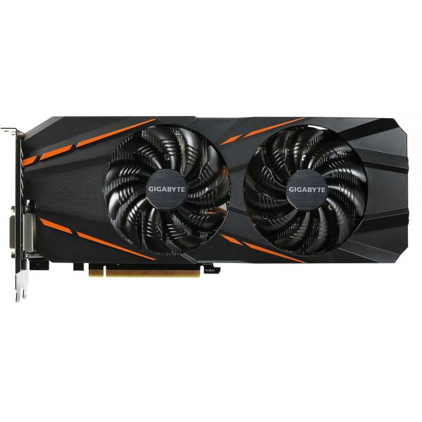 Gigabyte Ultra Durable VGA GV-N1060G1 GAMING-3GD GeForce GTX 1060 Graphic Card - 1.62 GHz Core - 1.85 GHz Boost Clock - 3 GB GDDR5 - PCI Express 3.0 x16