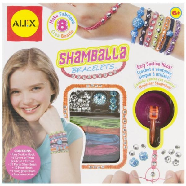 ALEX Toys Do-It-Yourself Shamballa Bracelets Kit