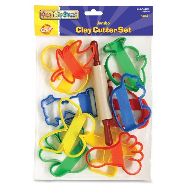 Creativity Street Clay Cutter Set