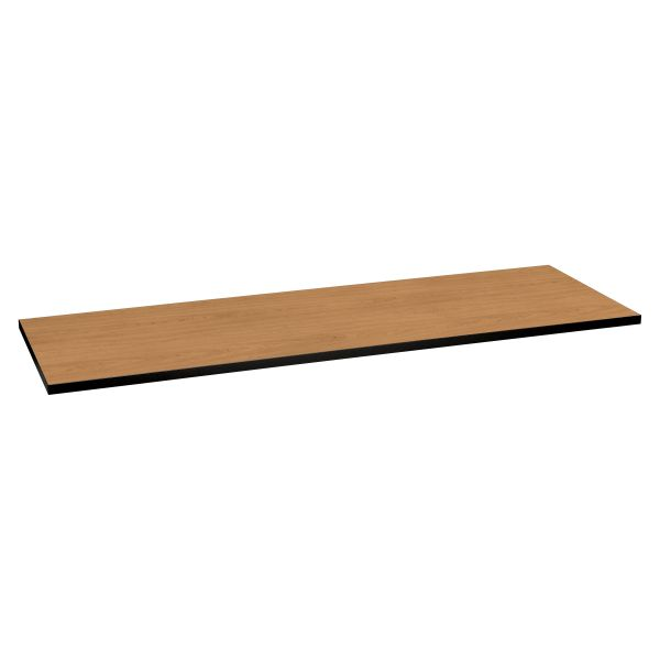 "HON Huddle Table Top | Flat Edge Profile | 72""W x 24""D"