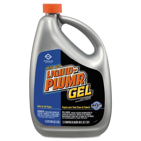 Liquid Plumr Heavy-Duty Clog Remover