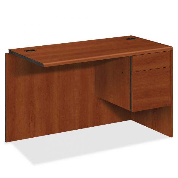"HON 10700 Series Right Return | 1 Box / 1 File Drawer | 48""W"