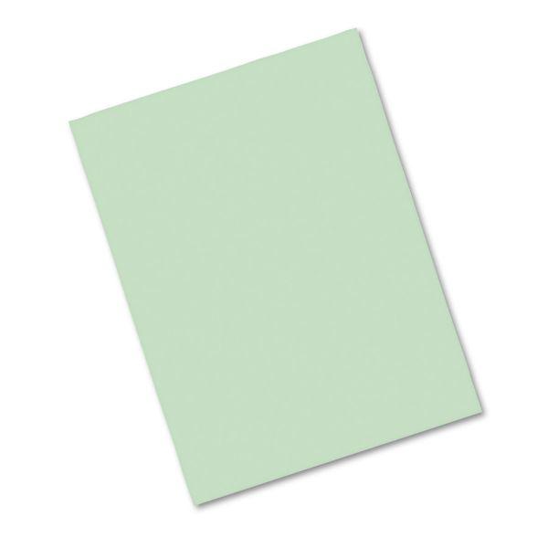 Pacon Heavyweight Green Construction Paper