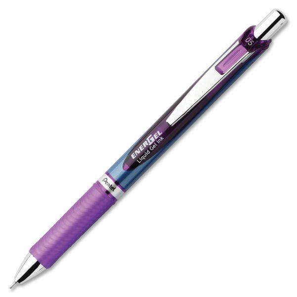 EnerGel Needle Tip Liquid Gel Ink Pens