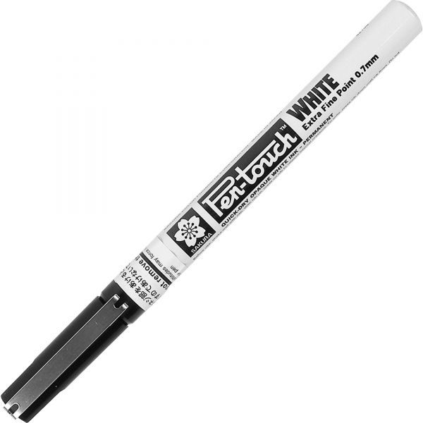 Sakura of America Pen-touch White Paint Markers