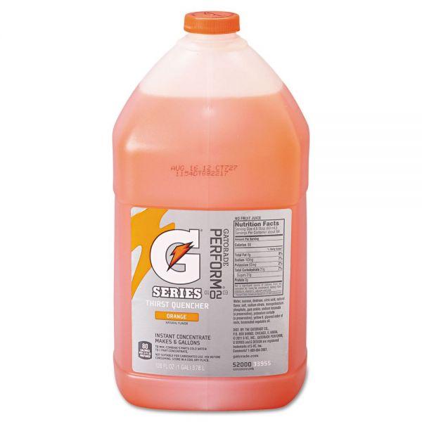 Gatorade Orange Liquid Concentrate