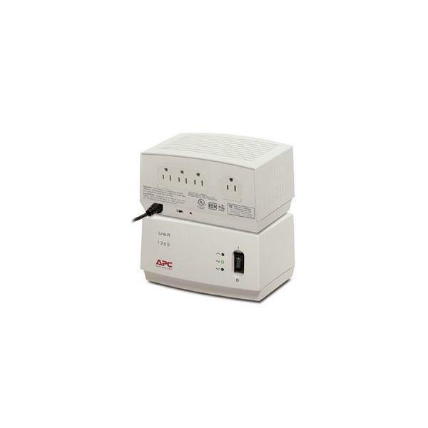 APC Line-R 1200VA Line Conditioner With AVR
