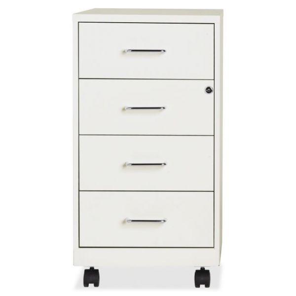 Lorell Mobile Storage Cabinet