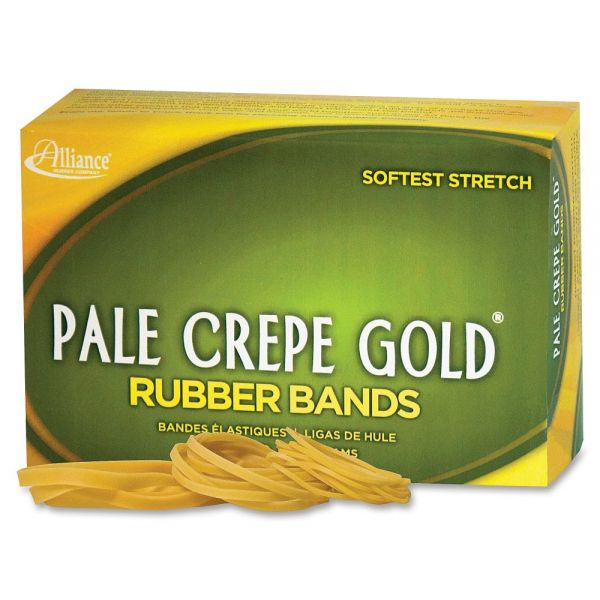 Pale Crepe Gold Pale Crepe Gold No. 54 Rubber Bands