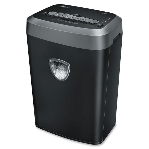 Fellowes Powershred 74C Medium-Duty Cross-Cut Shredder